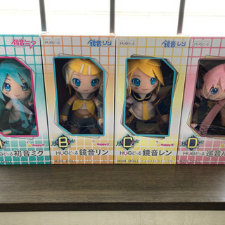 【ネット決済】ボカロ一番くじ人形