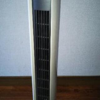 YAMAZEN製、スリム型扇風機