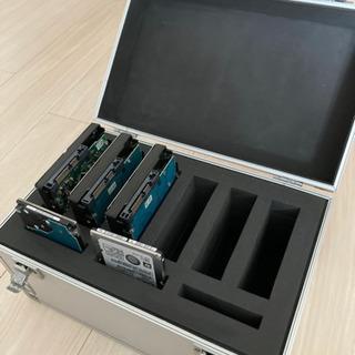 ハードディスクケース 収納