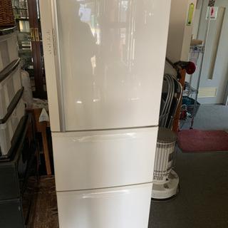 2007年製 3ドア 冷蔵庫 335L 東芝