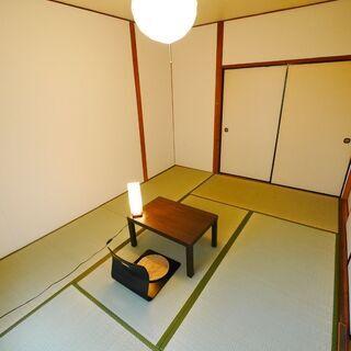 【家電付き】リフォーム済2DKアパート