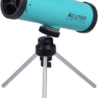 【ネット決済・配送可】スマホ対応・コンパクトでおしゃれな小型 望遠鏡