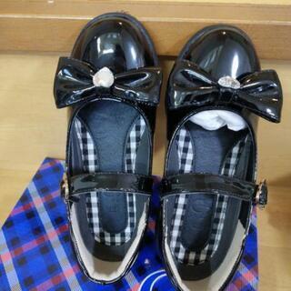 フォーマル靴女の子18.5センチ~19センチ