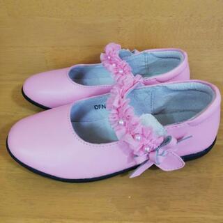 フォーマル靴 女の子19センチ
