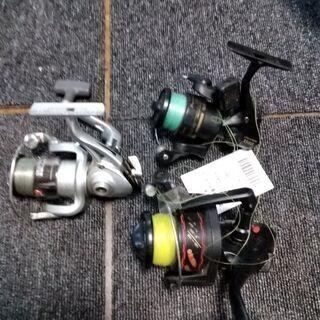 魚釣りリール