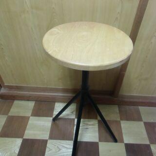 背もたれのない 椅子 チェア お譲りします。*石川県*美川…