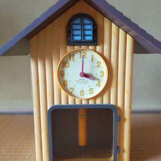 ノッポトッポの時計