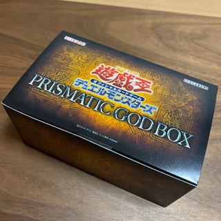 (譲り先決まりました)遊戯王 プリズマティックゴッドボックス