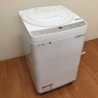 SHARP 全自動洗濯機 ES-GE7B-W L19-04