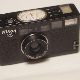 Nikon 28Ti ミントコンディションです