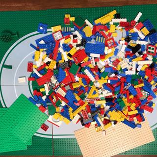 LEGO−青色バケツ ⇨  値下げ中 - 生活雑貨