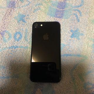 【最終値下げ】iPhone7 Jet Black - 苫小牧市