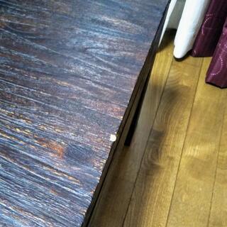 木製ローテーブル【無料 - 家具