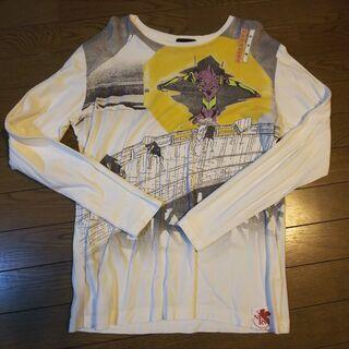 エヴァンゲリオン 初号機 長袖 Tシャツ size L TKMI...
