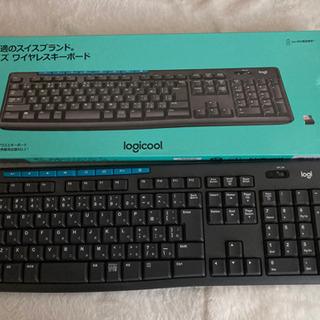 Logicool ワイヤレスキーボード
