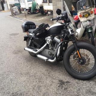 ハーレー XL 1200N