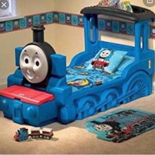 トーマスのベッドのみ