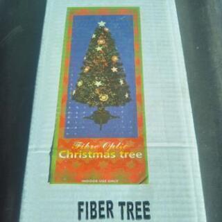 クリスマスツリー ジャンク品