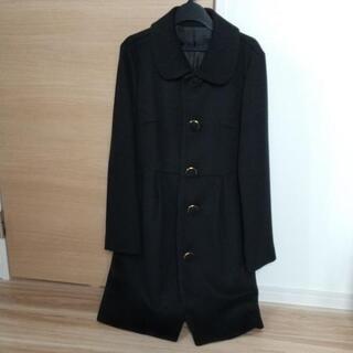 黒 レディース コート