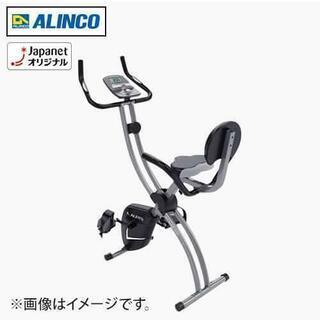 アルインコ フィットネスバイク クロス ブラック AFBX4620K
