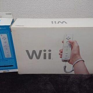 Wii本体【ジャンク品:リモコンなし】