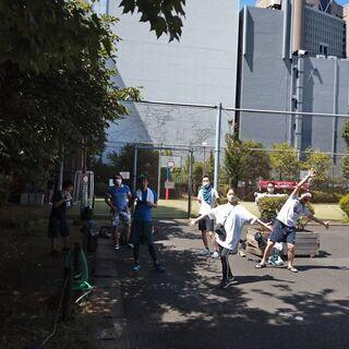 ☆minato club バスケットボール メンバー募集☆の画像