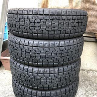 スタッドレスタイヤ(軽自動車用) - 車のパーツ