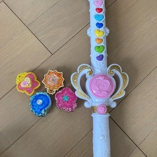 【ネット決済】プリキュアステッキ