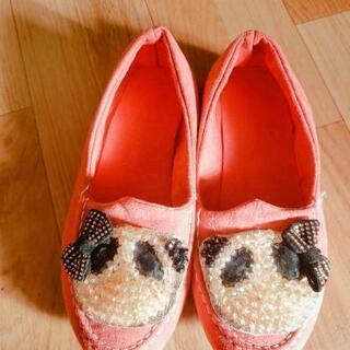 女の子の靴