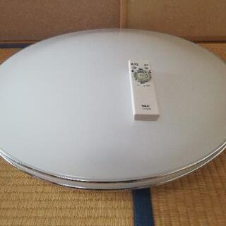 ◼️決定済◼️2018年製◼️NEC LEDシーリングライト LIFELED'S 調光タイプ ~12畳 HLDZD1262の画像