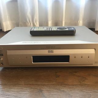 ✅CD、DVDプレーヤー  DVP-S7700