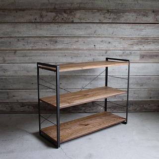 鉄、木工でこんなのがあればなぁ 家具、雑貨、シェルフ、テーブルな...