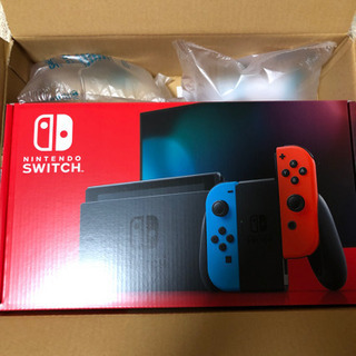 Nintendo switch 本体★未開封品★定価★値下げ