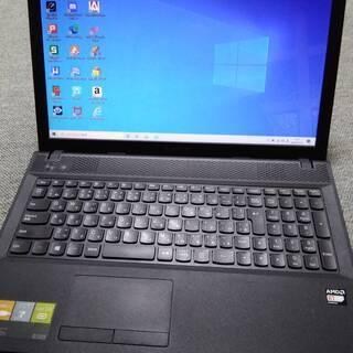 Lenovo G505(model 20240) 新品SSD換装...