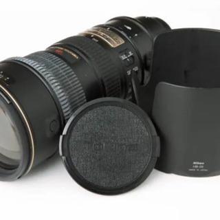 【ネット決済】AF-S VR-NIKKOR 70-200mm 1...