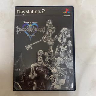 PS2 キングダムハーツ2(ケースのみ)