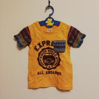 子供のTシャツ 新品 未使用 半袖 90.100.110