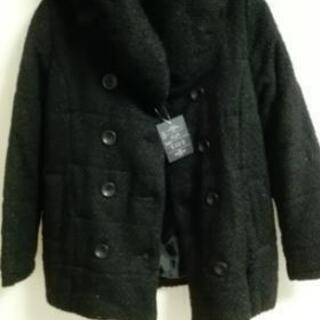 黒のコート ジャケット 新品