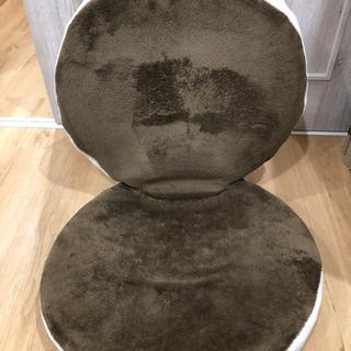 マカロン座椅子(折り畳み可能)