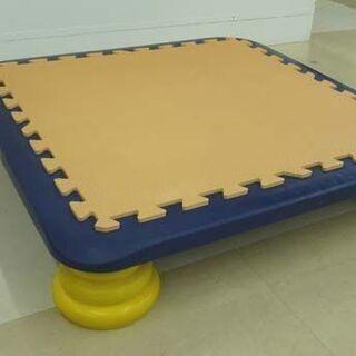 子供用室内トランポリン 「バンバンボード」 適正体重30㎏…