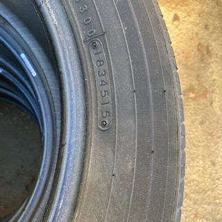 225/55R18 4本セット!タイヤのみ