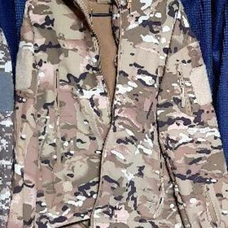 早い者勝ちソフトシェルジャケット防寒防風 - 服/ファッション