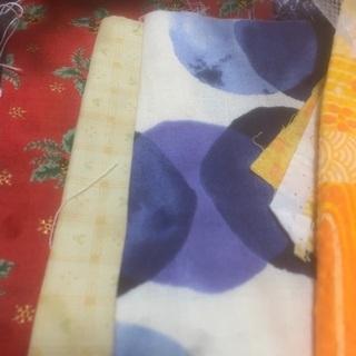 【お取引先確定】毛糸と端切れ。アメリカンキルト ハンドメイドにどうぞ。 − 岐阜県