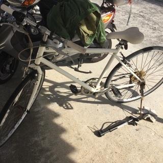 🚲 クロスバイク 700C 🚲 27インチ 期間限定品
