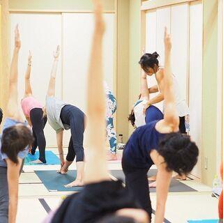 【2/7】【オンライン】ヨーコ・フジワラのアシュタンガヨガ ハーフプライマリー体験クラス − 東京都