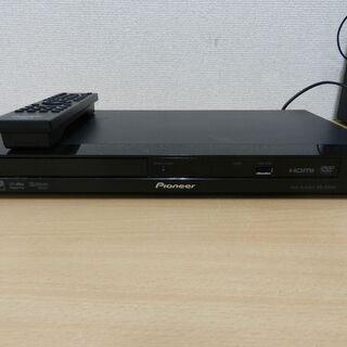 pioneer DVDプレーヤー リモコン付き