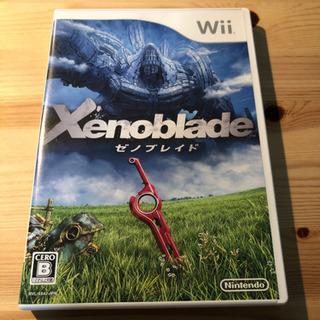 ゼノブレイド Wiiソフト
