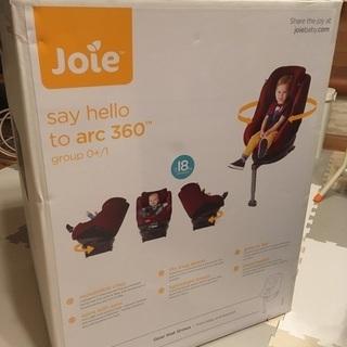 【ネット決済】20年12月中旬購入 JOIE チャイルドシート ...