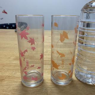 一番搾りグラス2個