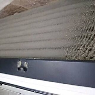 エアコンクリーニング・エアコン分解洗浄